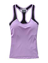 Running Sweatshirt / Tank Women's Sleeveless Breathable / Quick Dry / Sweat-wicking