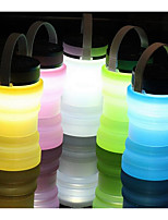 Random Color Folding Solar Drift Bottles Glass Light