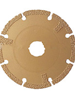 U-shaped Diamond Saw Blade(Material: Diamond; An Outer Diameter of 100mm ; Inner Diameter of 20mm; Thickness of 1.0mm;)