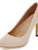Women's Shoes Patent Leather/Spring/Summer/Fall/Winter Heels/Basic Pump/Pointed Toe Office & Career/Dress