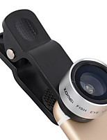 zomei® 17mm 180 ° fisheye pince iphone lense pour iphone / caméra smartphone Android