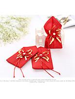 1 Piece/Set Favor Holder-Cuboid Nonwoven Fabric / Jute Favor Bags Non-personalised
