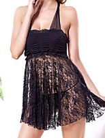 Women Ultra Sexy Nightwear,Lace / Polyester