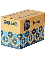Yellow Color Other Material Packaging & Shipping 10# Packing Cartons A Pack of Fourteen