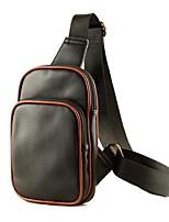 Men PU Casual Sling Shoulder Bags