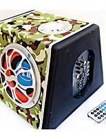 Automotive Supplies Rocket 6-Inch Wooden Ladder Auto Sound speakers