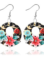 Ceramic Earring  Drop Earrings Wedding/Party/Daily / Casual 1 pair