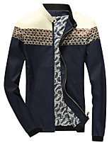 The new spring and summer jacket men fight color suit men's thin British fashion youth size coat tide