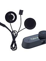 freedconn бренд Bluetooth intephone шлем мотоцикла интерком гарнитура ЖК-экран с FM-радио TCOM-SC мягкого наушнике