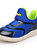 Men's Sneakers Spring / Fall Comfort Tulle Casual Flat Heel  Black / Blue / White / Orange Sneaker