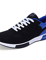 Men's Shoes Office & Career / Athletic / Casual Fashion Sneakers Black /Blue /Grey