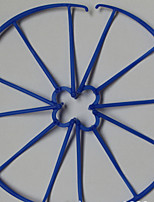 SYMA X5C / X5S / X5SW / X5SC / X5  Red / Blue Plastic Propeller Guards
