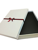 White Color, Other Material Packaging & Shipping 37*27*8cm Gift Box