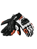 DUHAN Leather Motorcycle Gloves Off Road Outdoor Riding Gloves