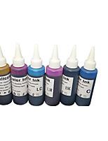 eco - 1390 Tinte, eine Packung 6boxes, Box jeweils unterschiedliche Farben Schwarz, Cyan, Magenta, Gelb, hellblau, hellrotes