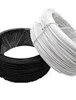 Plastic Galvanized Wire Rope (110 Meters Each Volume;3 From the Sale)