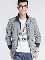 2016 new spring and autumn new men's fashion casual wear jacket jacket boys male youth.