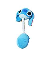 Dogs / Cats Toys Pet Toys Plush Toy Plush Blue
