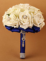 Wedding Flowers Round Roses Bouquets Wedding 8.66