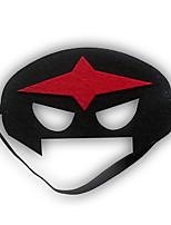 Girls / Boys Cartoon Hero / Halloween Mask, All Seasons Polyester Black