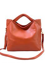 Women PU Casual / Office & Career / Shopping Shoulder Bag