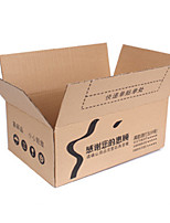 Yellow Color Other Material Packaging & Shipping Packing Cartons A Pack of Four
