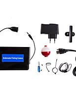 Herramientas de la pesca Impermeable / LED CE / Cañas Portable Ninguno Sin Cable 18650 Metal / Plástico duro Negro