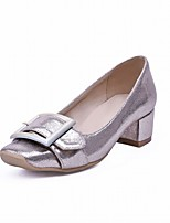 Women's Heels Spring / Summer / Fall / Winter Heels Microfibre /