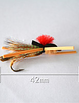 1 pcs Hard Bait phantom 5 g/1/8 oz. / 1/6 oz. Ounce,42 mm/1-5/8