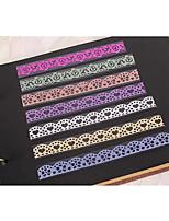1 комплект Красочные Клейкая лента