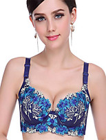 Full Coverage Bras,Adjustable Polyester
