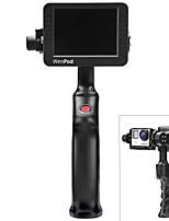 GP1 + Hand stationären Monitor Gimbal 2-Achsen gopro Stabilisator für gopro 3 4 Action-Kamera