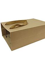 Kraftpapiersäcke benutzerdefinierte Großhandel Universalgeschenktaschen Papiertaschen Kleidersack vor Ort eine Fünferpack maßgeschneiderte