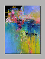Fine Art Modern Abstract Acrylic Painting on Canvas Ready To Hang