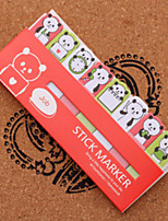 Mini Animal Self-Stick Note Set