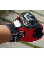 PRO-BIKER Motorcycle Protective Gear Off-Road Motorcycle Gloves Half Finger Gloves Men Riding Hard Shell