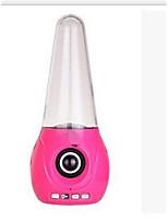 Bluetooth Audio Speaker Waterdance Creative Spray Colorful Light Fountain Water Column Car Audio Card