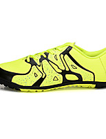 Boys' Shoes Athletic PU / Tulle Athletic Shoes Spring / Fall Comfort Lace-up Blue / Green / Gray / Orange