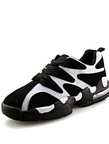 Men's Sneakers Spring / Summer / Fall / Winter Comfort PU Outdoor / Casual Flat Heel Others Black / Red / White Sneaker