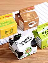 Creative Milk Box Extract Post-It Notes