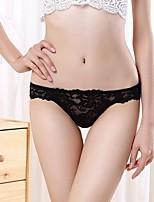 Hot Leopard Panties Transparent Women Underwear 7 Colors Briefs For Lady