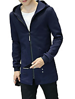 The new autumn jacket male Korean slim Casual Jacket Mens Fashion coat boys popular tide