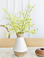 Hi-Q 1Pc Decorative Flowers Real For Wedding Home Table Decoration Baby Breath Artificial Flowers