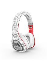 Mekiculture BT650  Headband On Ear Wireless Bluetooth Headset Foldable Stereo Headphone