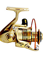Spinning Reels 5.2/1 12 Ball Bearings Exchangable Bait Casting-PK1000,PK2000 CATCH&RELEASE