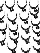 (Пачка 20) Гнездо шлем черный легкий кронштейн
