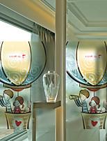 Window Film Window Decals Style Take You to Travel Matte PVC Window Film - (60 x 58)cm