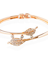 Tennis Bracelets 1pc,Fashionable Circle Rose Alloy Jewelry Gifts