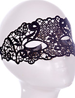 Lace Mask 1pc Holiday Party Decorations Masques Cool / Mode Taille unique Noir Dentelle