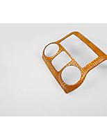 Jeep Wrangler / / läder / kontrollpanel / bilinredningar / modifiering / klistra inläggningar bitar